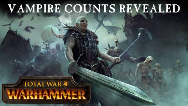 Графства Вампиров Total War: WARHAMMER